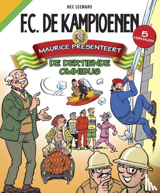 Leemans, Hec - De dertiende Omnibus