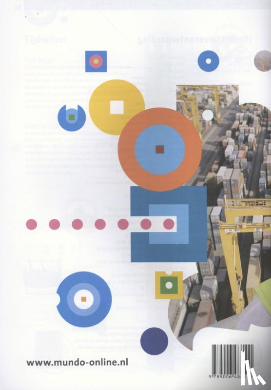 - Mundo 2 lwoo/vmbo-bk Themaschrift 7: Wereldhandel