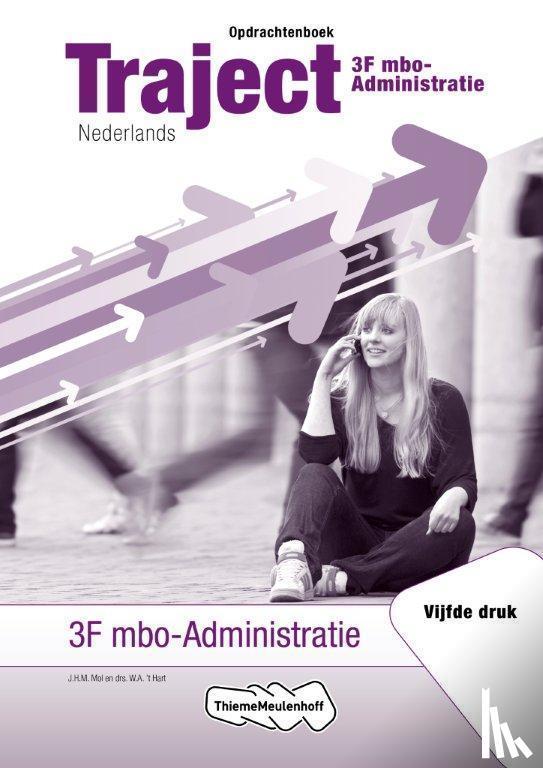 Mol, J.H.M., Hart, W.A. 't - Traject Nederlands Opdrachtenboek deel 2 Administratie