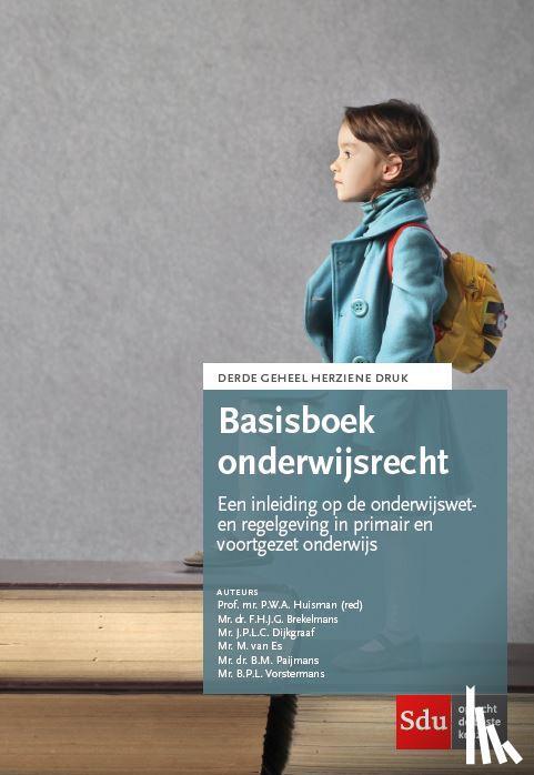 - Basisboek Onderwijsrecht. Editie 2020