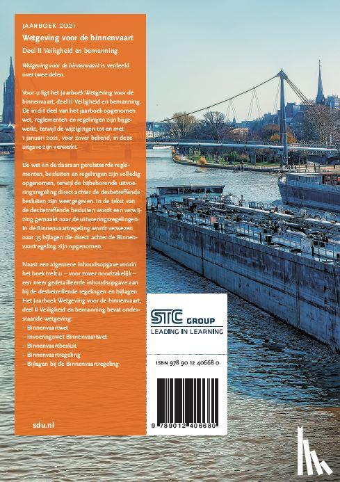 - Wetgeving voor de binnenvaart Deel II. Veiligheid en bemanning, Jaarboek 2021