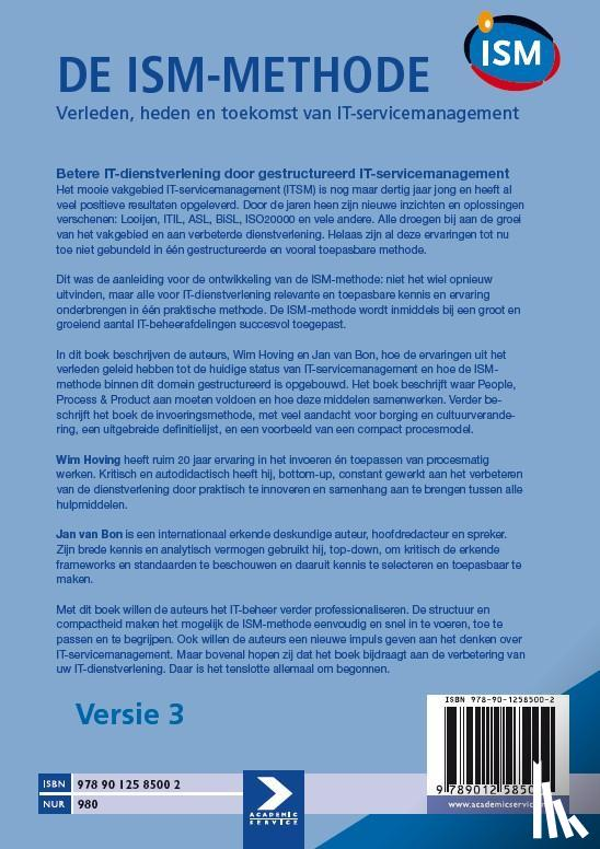 Hoving, Wim, Bon, Jan van - Integrated service management
