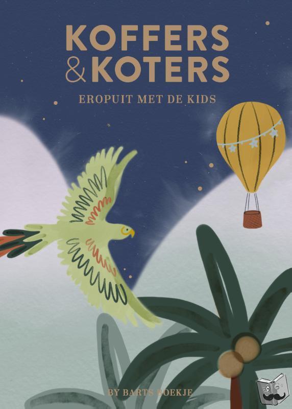 Diepstraten, Maartje - Koffers & Koters