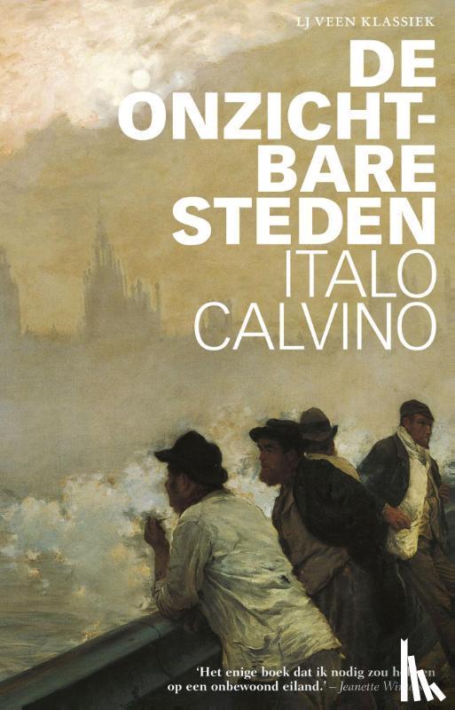 Calvino, Italo - De onzichtbare steden