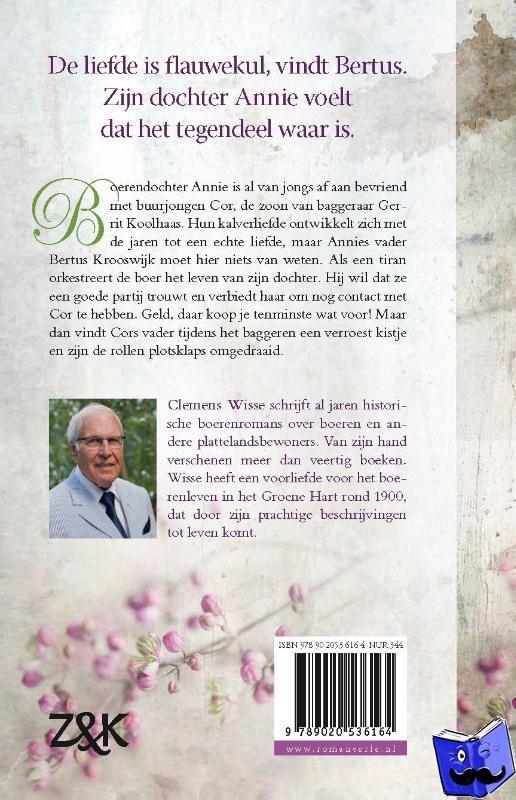 Wisse, Clemens - Een fortuinlijke boerenknecht