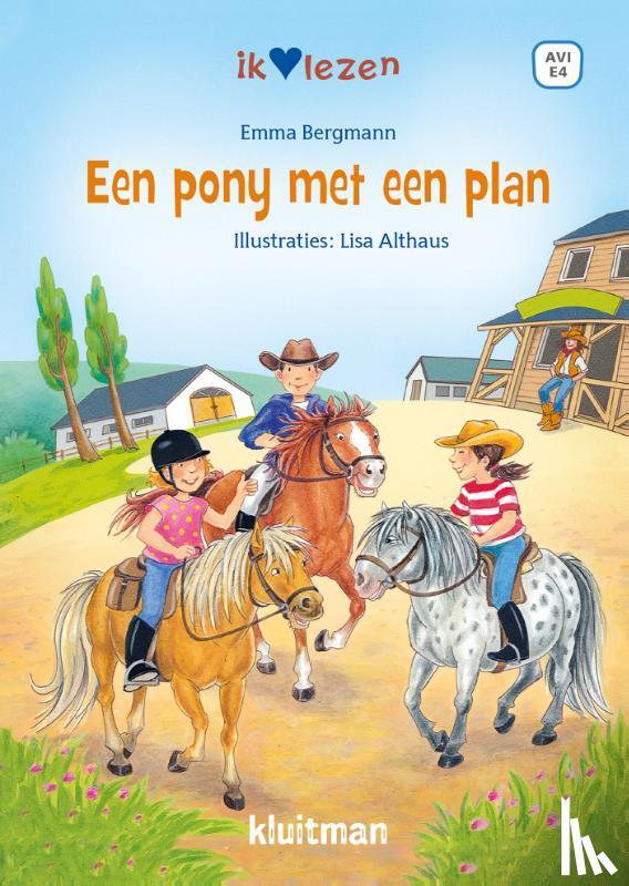 Bergmann, Emma - Een pony met een plan