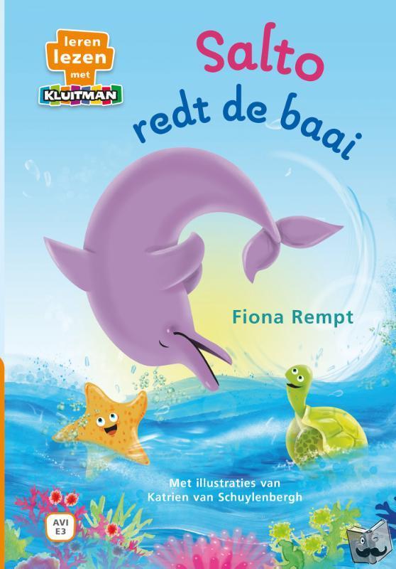 Rempt, Fiona - Salto redt de baai