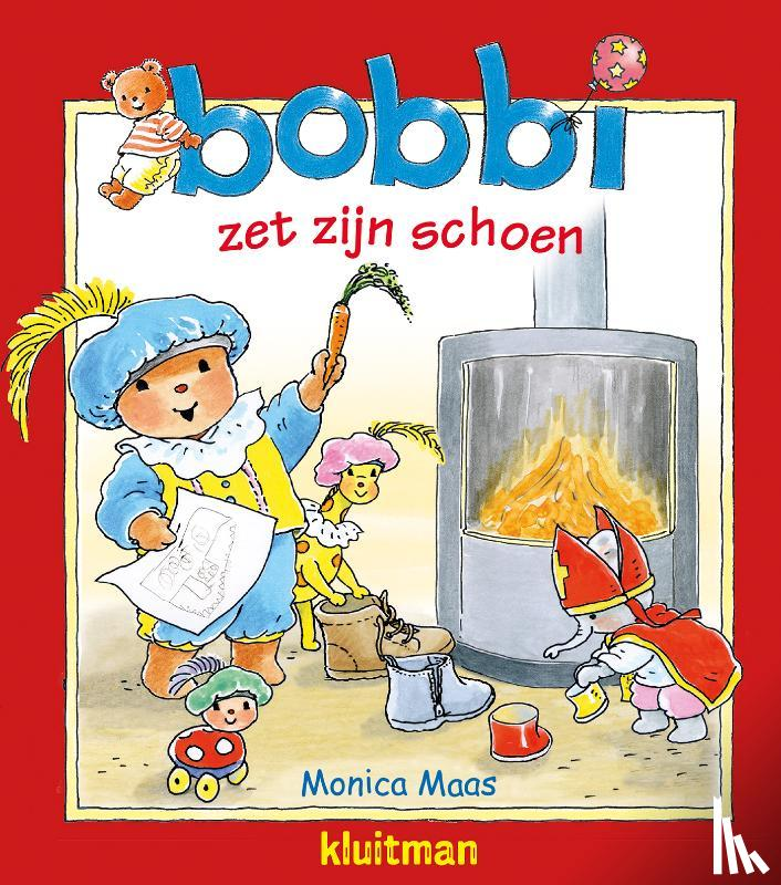 Maas, Monica - Bobbi zet zijn schoen