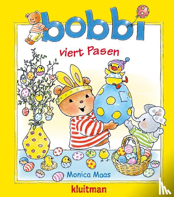 Maas, Monica - Bobbi viert Pasen