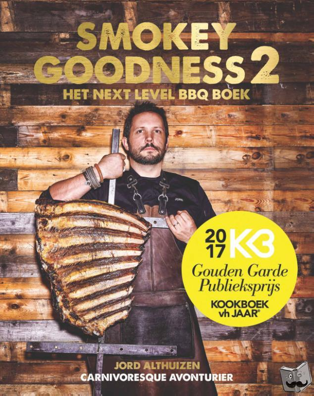 Althuizen, Jord - Smokey Goodness 2