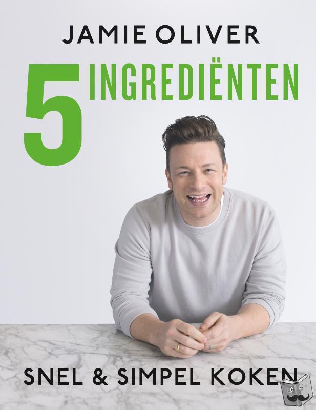 Oliver, Jamie - Jamie Oliver - 5 ingredienten