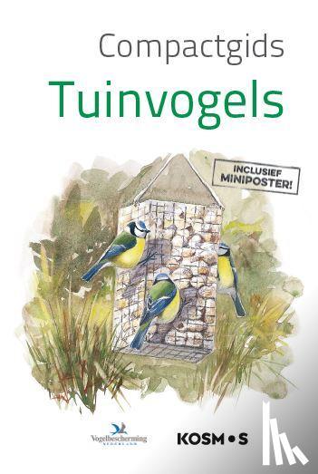 - Compactgids Tuinvogels