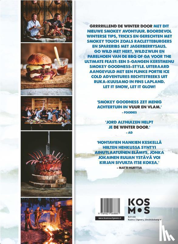 Althuizen, Jord - Smokey Goodness Winter BBQ