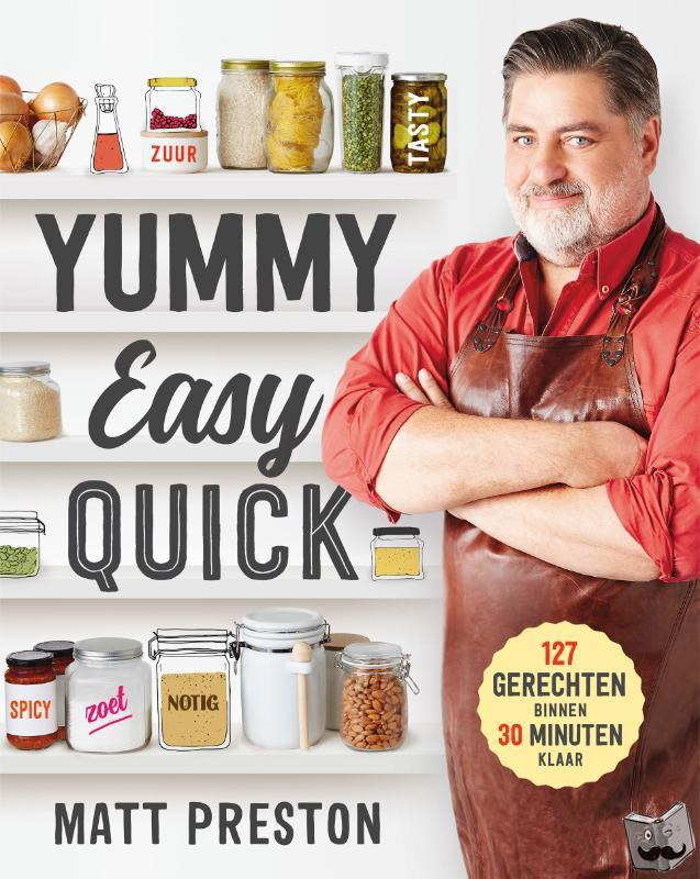 Preston, Matt - Yummy, Easy, Quick