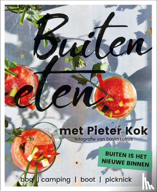 Kok, Pieter - Buiten eten met Pieter Kok