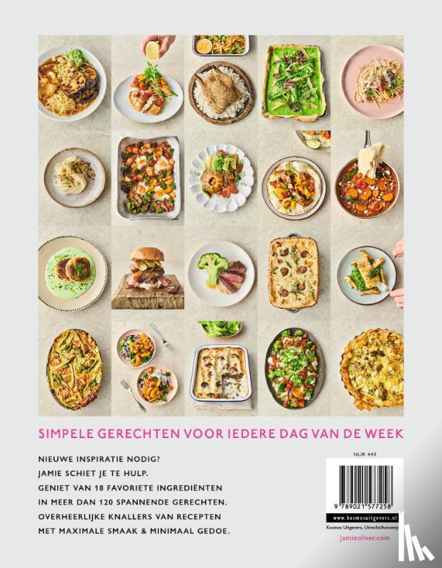 Oliver, Jamie - Jamie Oliver - 7 x anders
