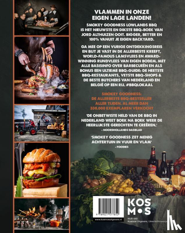 Althuizen, Jord - Smokey Goodness Lowlands BBQ