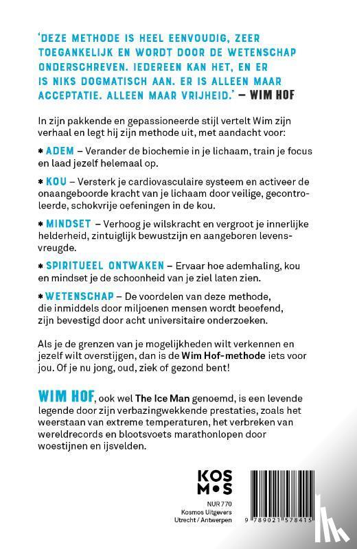 Hof, Wim - De Wim Hof methode