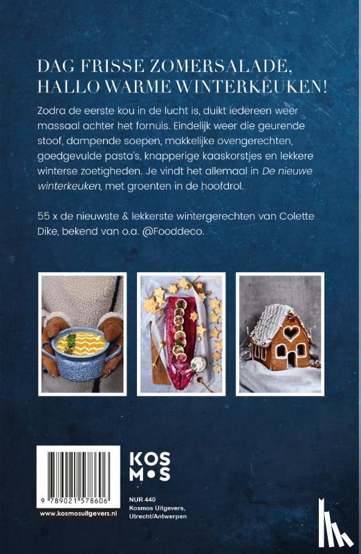 Dike, Colette - De nieuwe winterkeuken