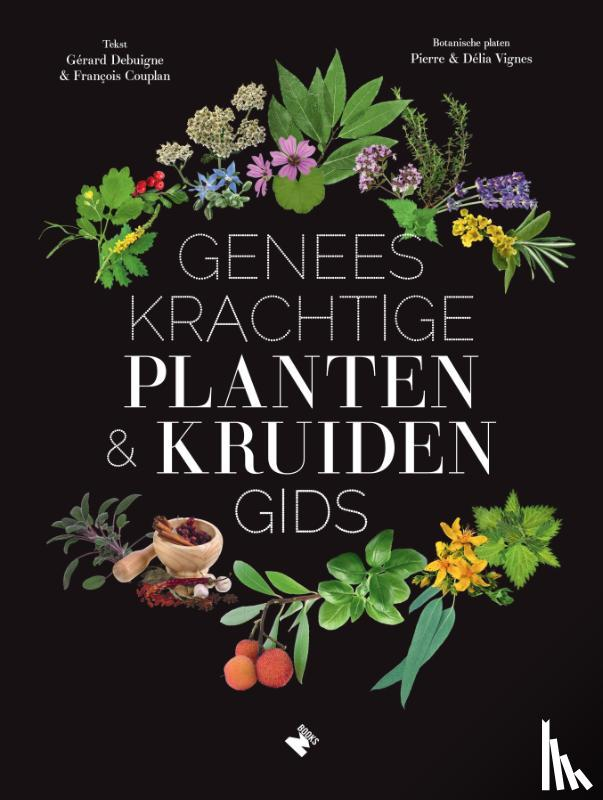 Debuigne, Gérard, Couplan, François - Geneeskrachtige planten- & kruidengids