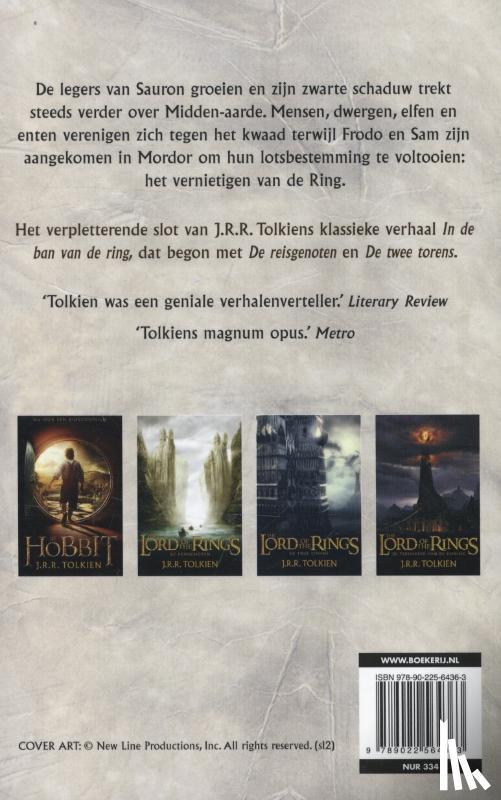 Tolkien, J.R.R. - De terugkeer van de koning