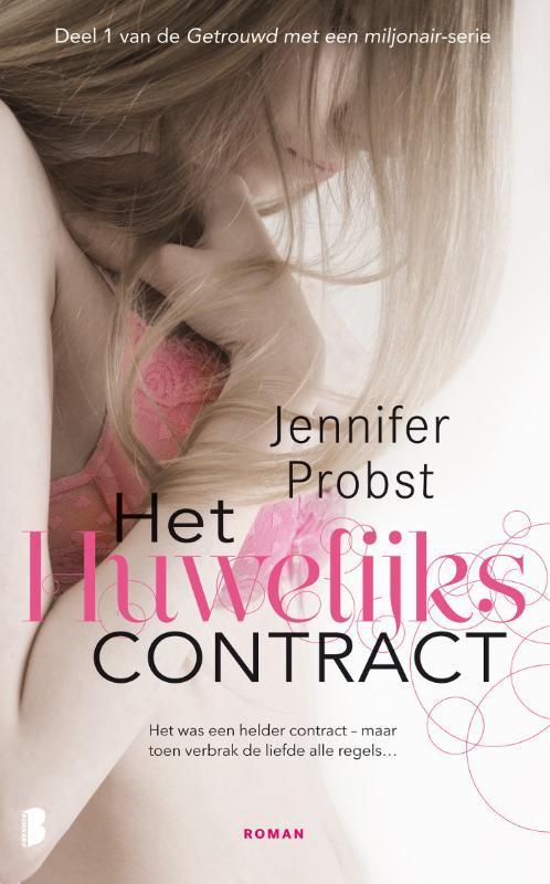 Probst, Jennifer - Het huwelijkscontract - POD editie
