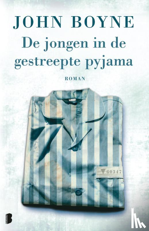 Boyne, John - De jongen in de gestreepte pyjama