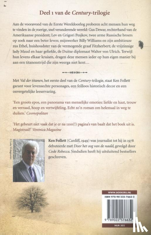 Follett, Ken - Val der titanen
