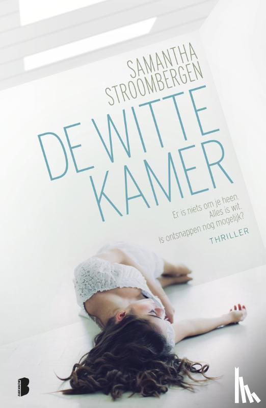 Stroombergen, Samantha - De witte kamer