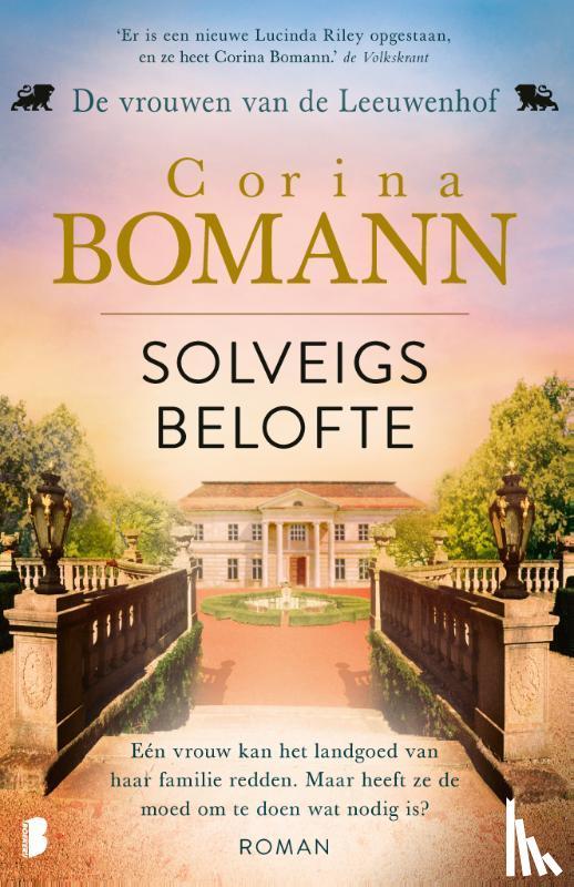 Bomann, Corina - Solveigs belofte