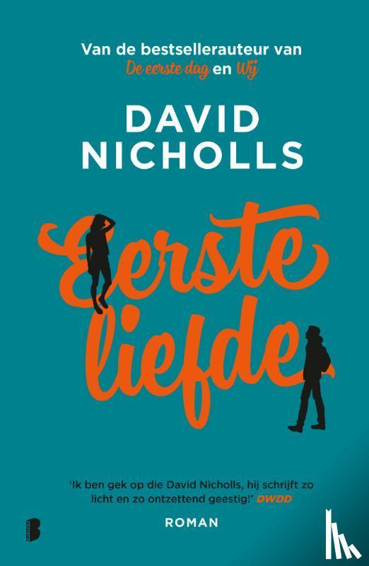 Nicholls, David - Eerste liefde