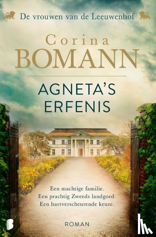 Bomann, Corina - Agneta's erfenis