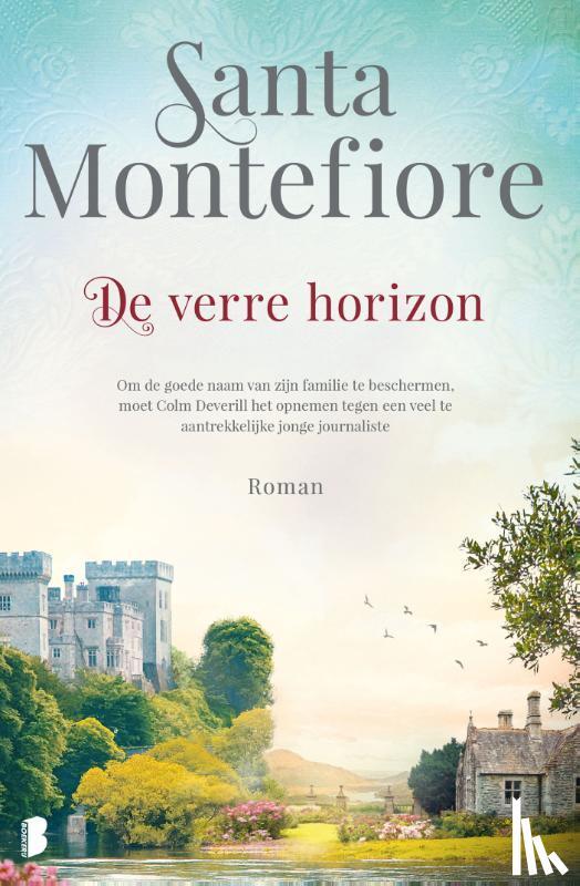 Montefiore, Santa - De verre horizon