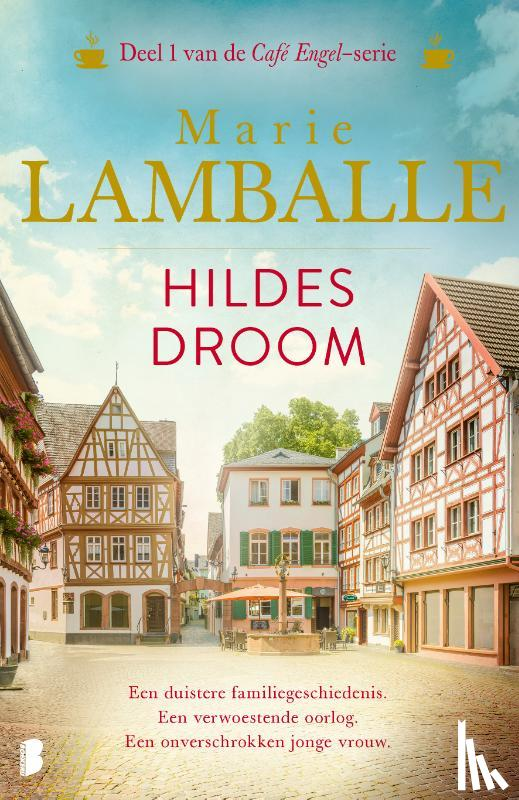 Lamballe, Marie - Hildes droom