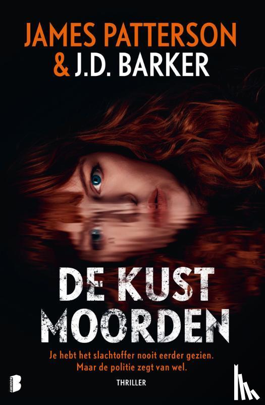 Barker, J.D., Patterson, James - De kustmoorden