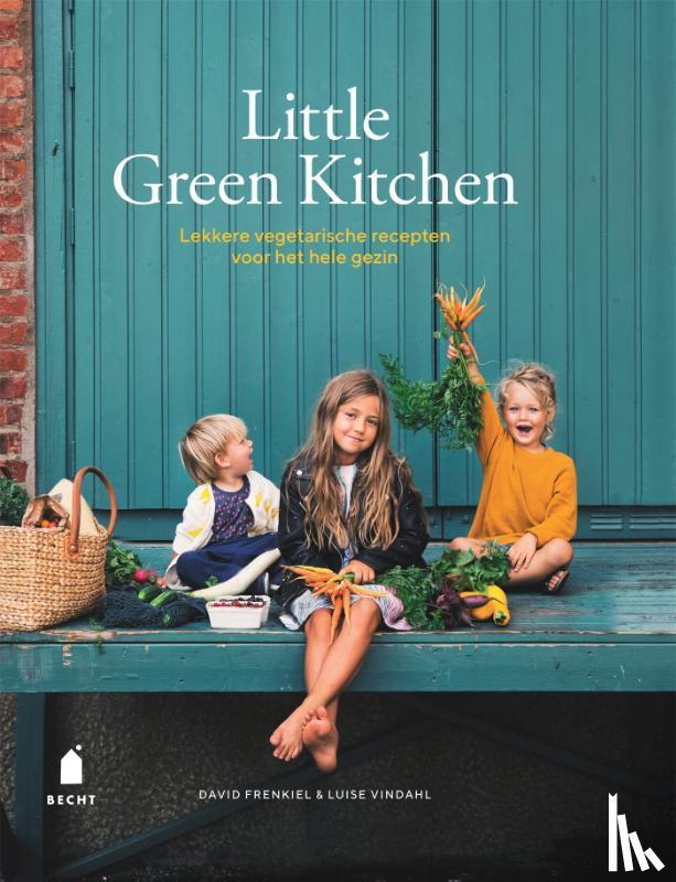 Frenkiel, David, Vindahl, Luise - Little Green Kitchen