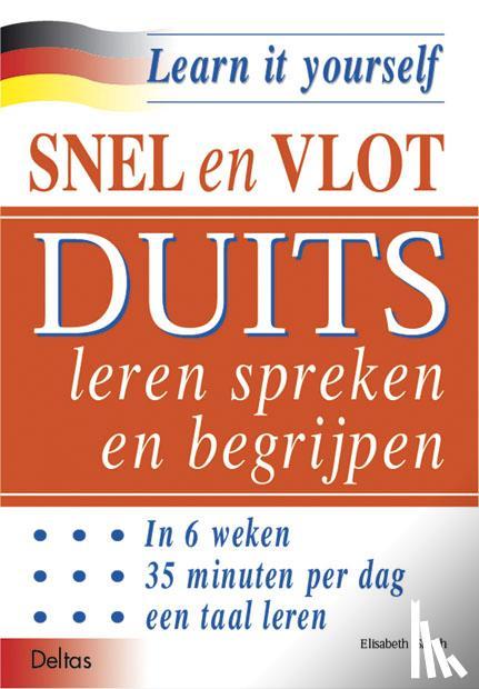 Smith, E. - Snel en vlot Dutis leren spreken en begrijpen