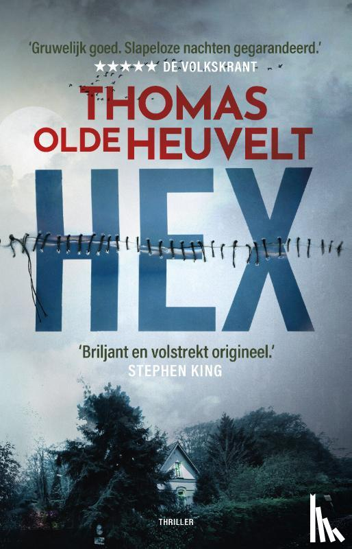 Heuvelt, Thomas Olde - Hex