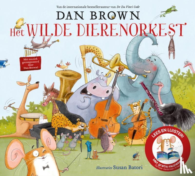 Brown, Dan - Het wilde dierenorkest