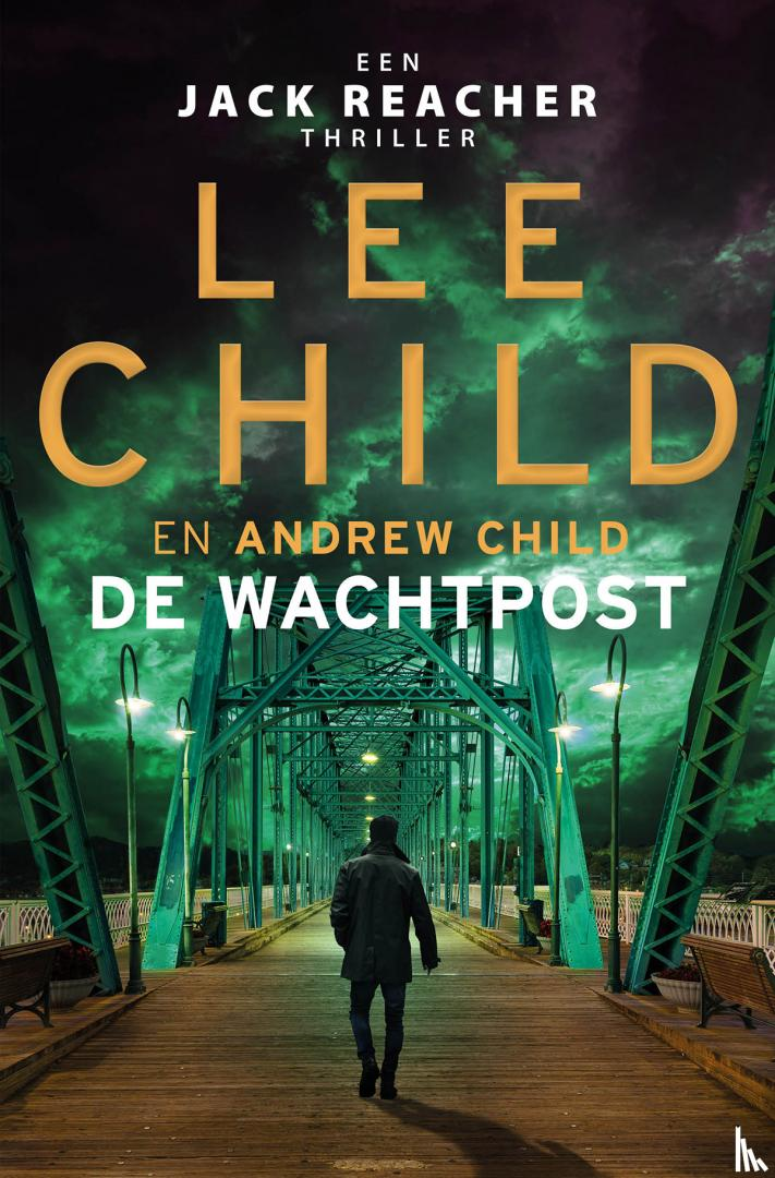 Child, Lee, Child, Andrew - De wachtpost