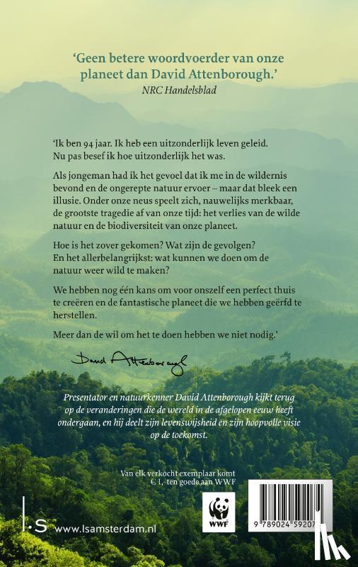 Attenborough, David - Een leven op onze planeet