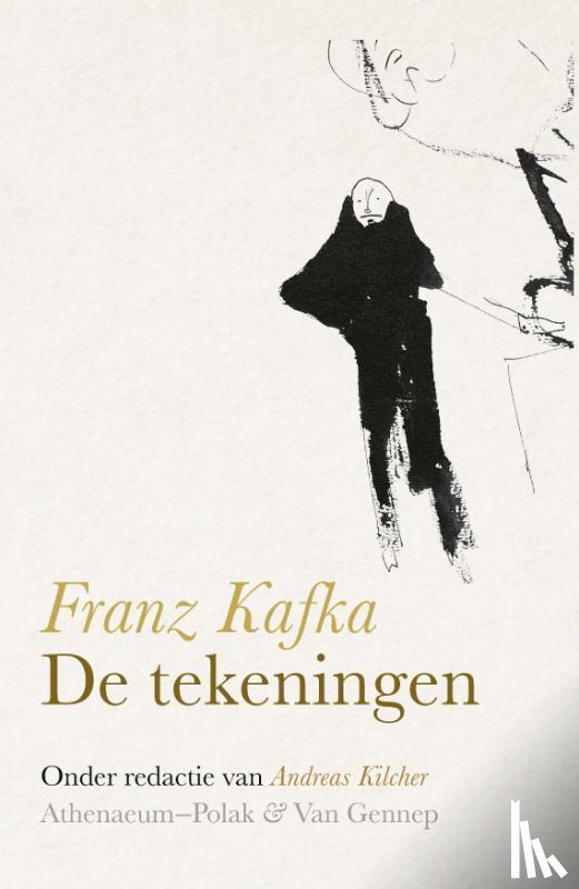 Kafka, Franz - Franz Kafka. De tekeningen