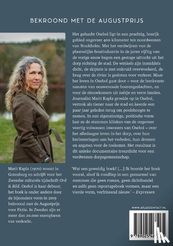 Kapla, Marit, Middelbeek - Oortgiesen, J. - Osebol