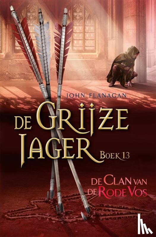Flanagan, John - De Clan van de Rode Vos