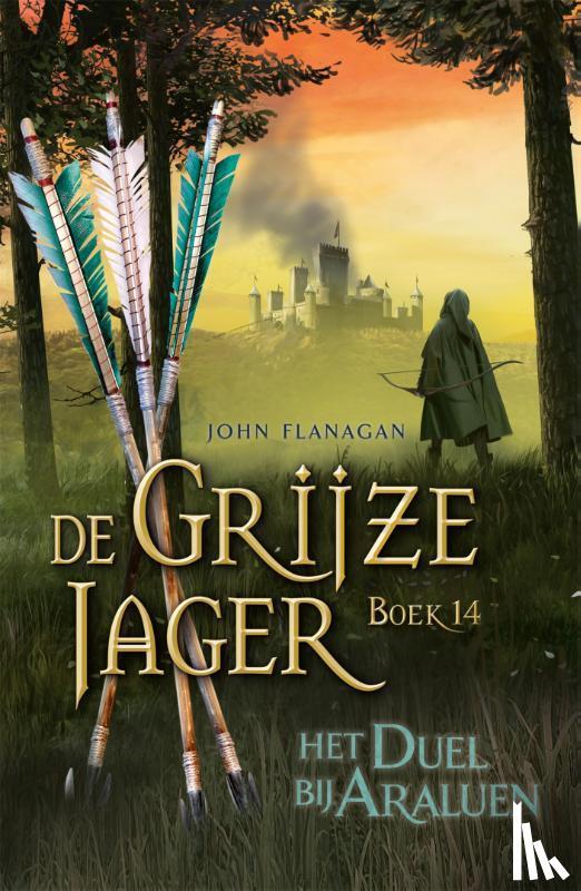 Flanagan, John - Het duel bij Araluen
