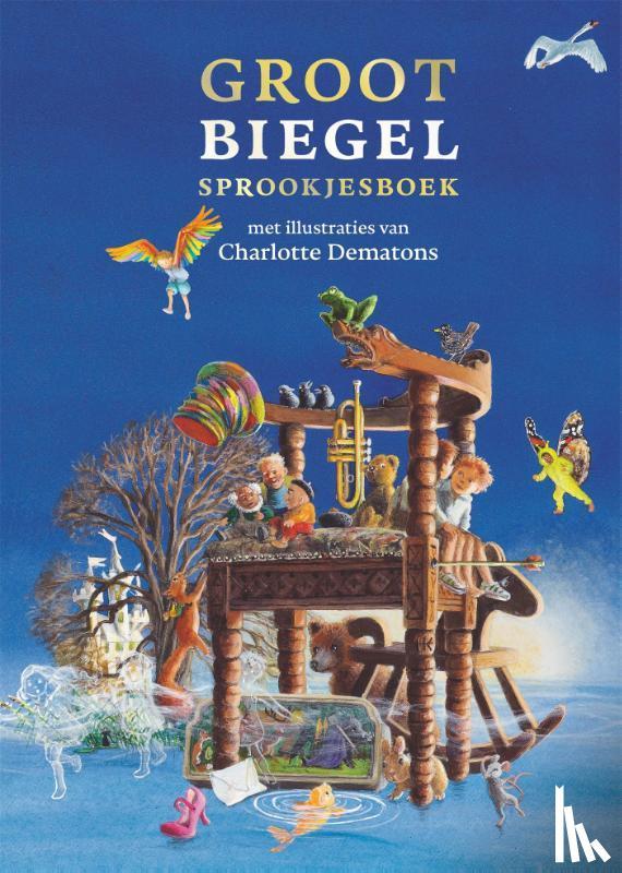 Biegel, Paul - Groot Biegel sprookjesboek