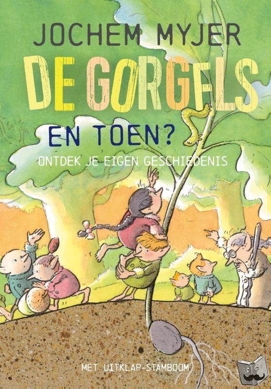 Myjer, Jochem - GORGELS EN TOEN!