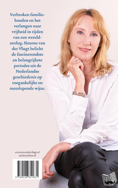 Vlugt, Simone van der - De kaasfabriek