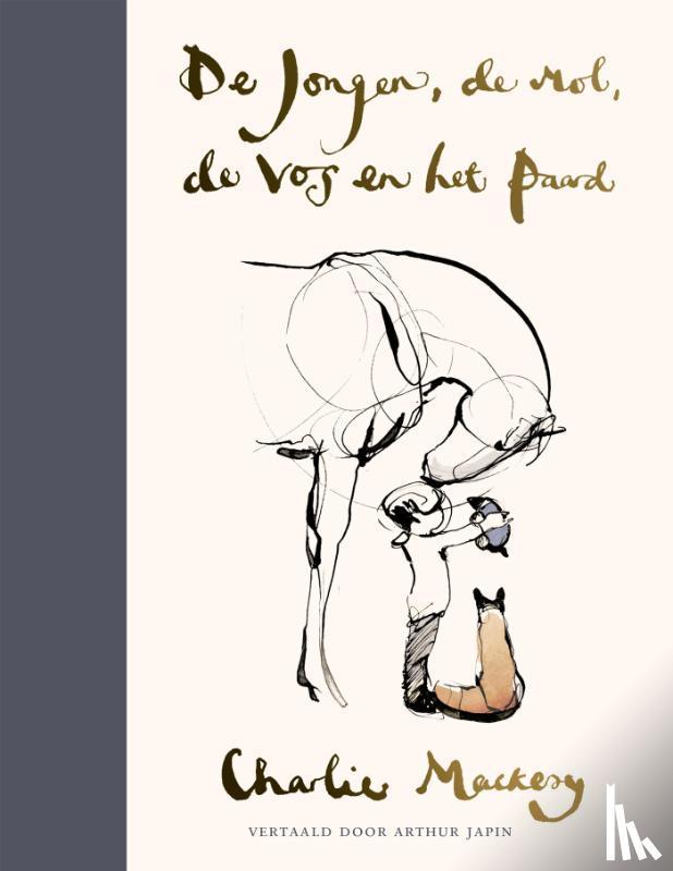 Mackesy, Charlie - De jongen, de mol, de vos en het paard