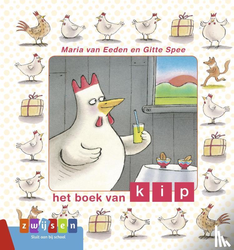 Eeden, Maria van - Het boek van Kip
